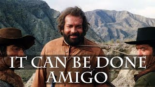 Download It Can Be Done Amigo (Western Comedy, BUD SPENCER, Full Length Movie, English) free full movies Video