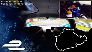 Download NIO EP9 Electric Supercar Smashes Nürburgring EV Lap Record – Full Onboard – 07:05:12 Video