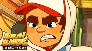 Download Subway Surfers The Animated Series | Rewind | Jake Video