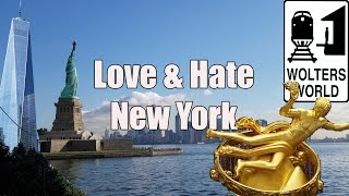 Download Visit New York - 5 Things You Will Love & Hate about New York City, USA Video