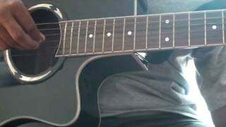 Download How to play Hotel California on acoustic guitar part 1- intro Video