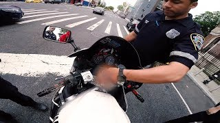 Download POLICE OVERREACTING ? | COOL & ANGRY COPS | BIKERS vs POLICE [Episode 32] Video