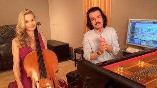 Download Yanni and Sarah O'Brien working on With An Orchid Video