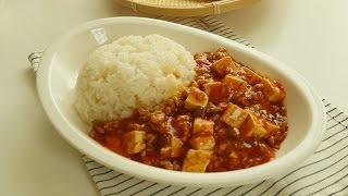 Download 맛있는 한끼~[ 마파두부덮밥 : Rice with Mapa Tofu] 중식요리 [그녀의요리 : hercooking] Video
