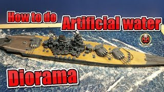 Download How to do artificial water for dioramas II Video
