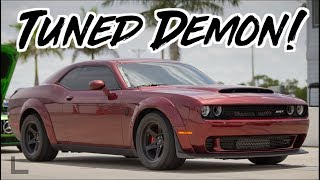 Download Tuned Dodge Demon vs 3000GT VR4 - Demon Exorcist! Video