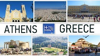 Download ATHENS City Tour / Top 20 Sights To See / Greece Video