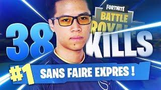 Download KINSTAAR 38 KILLS SANS FAIRE EXPRES - FORTNITE FR TOP 1 Video