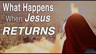 Download The Second Coming of Jesus | What Happens when He Returns! (Millennial reign) Video