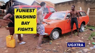 Download DORAH,JUNIOR USHER & MARTIN in WASHING BAY FIGHTS New Ugandan Comedy 2018 HD Video