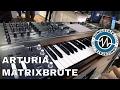 Download NAMM 2017: Arturia Matrix Brute & Drum Brute Demo Video