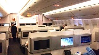 Download Turkish Airlines Boeing 777-300ER Business Class Review Video