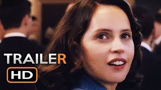 Download ON THE BASIS OF SEX Official Trailer (2018) Armie Hammer, Felicity Jones Drama Movie HD Video