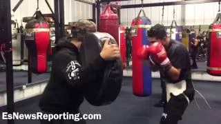 Download Josesito Lopez powerful ready to get back in the ring ANYONE CAN GET IT - esnews boxing Video