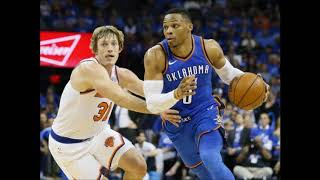 Download RUSSELL WESTBROOK GETS 80TH CAREER TRIPLE DOUBLE Video