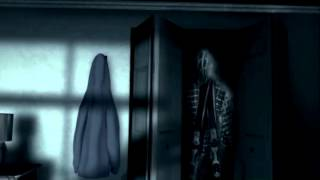 Download R.L. Stine's The Haunting Hour: Vol. 1 & 2 (2010) Opening Credits Video