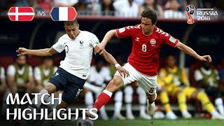 Download Denmark v France - 2018 FIFA World Cup Russia™ - Match 37 Video