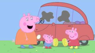 Download Peppa Pig - Cleaning the Car.mp4 Video