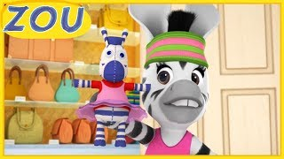Download Zou en español 🐻EL PELUCHE ZEE BOY 🐵 Dibujos animados 2019 Video