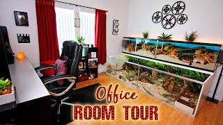 Download ROOM TOUR! My Hamster Area & Office (Movie Themed) Video