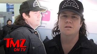 Download 'Walking Dead' Star Josh McDermitt Things Gets Heated at LAX | TMZ TV Video