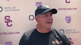 Download USC Football - 2018 Fall Camp #14: Clay Helton Video