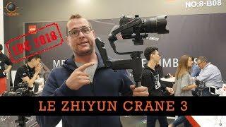 Download Zhiyun Crane 3 prise en main Video