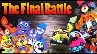 Download FNAF 6 Plush - The final Battle! Video