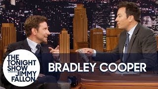Download Bradley Cooper Leaves with Jimmy Mid-Interview to Check if He's Wearing a Repeat Suit Video