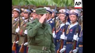 Download Vietnam - Castro Visit Video
