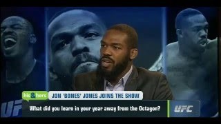 Download Jon Jones Talks Being In Jail, Addiction to Marijuana - ″I'm set free″ Video