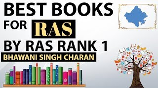 Download Best books for RAS by Rank 1 Bhawani Singh Charan - Rajasthan Administrative Services RPSC Video