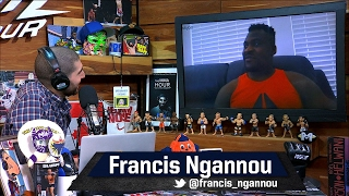 Download Francis Ngannou on Miocic's Win Over JDS: 'I Was Not Impressed, I Need More Than That' Video