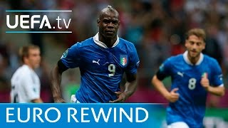 Download EURO 2012 highlights: Italy 2-1 Germany Video