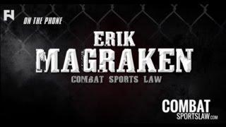 Download Erik Magraken on Mark Hunt's UFC Lawsuit, Boxing Licenses   MMA Meltdown Video