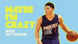 Download Keep Talking LeBron & Devin Booker | EPISODE 24 | MAYBE I'M CRAZY Video