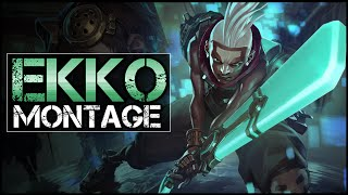 Download Best Ekko Plays - League Of Legends Montage Video