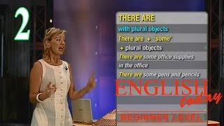 Download Learn English Conversation - English Today Beginner Level 2 - DVD 2 Video