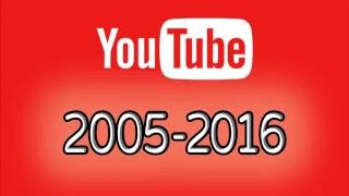 Download YouTube Layout Changes History 2005 - 2016 Video
