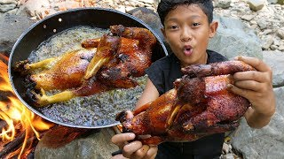 Download Cooking duck and eating delicious By ( Kmeng Prey ) Video