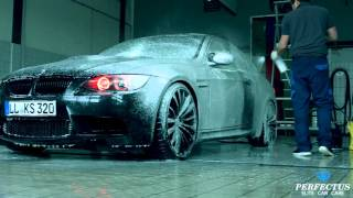 Download BMW M3 Frozen Black Detailing Video