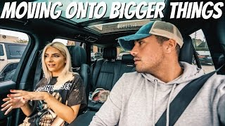 Download MOVING ONTO BIGGER THINGS | VLOG 17 Video