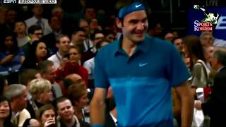 Download TOP 10 Most Funniest Fans Interactions In Tennis History | HD Video