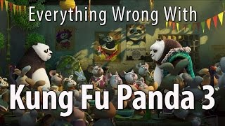 Download Everything Wrong With Kung Fu Panda 3 In 12 Minutes Or Less Video
