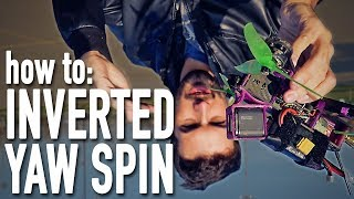 Download how to INVERTED YAW SPIN Video