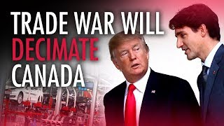 Download Trudeau can't win a trade war with Trump | Manny Montenegrino Video
