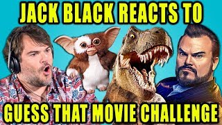 Download Celebs React To Guess That Movie Challenge (Ft. Jack Black) Video