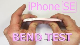 Download NEW iPhone SE - Bend Test - Scratch Test - Burn Test Video