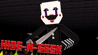 Download Minecraft FNAF PUPPET HIDE N SEEK #1 (Five Nights at Freddy's Minigame) Video