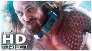 Download AQUAMAN: 7 Minute Extended Trailer (2018) Video
